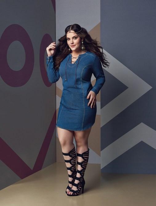 Elegance Plus Size_vestido ref 05390