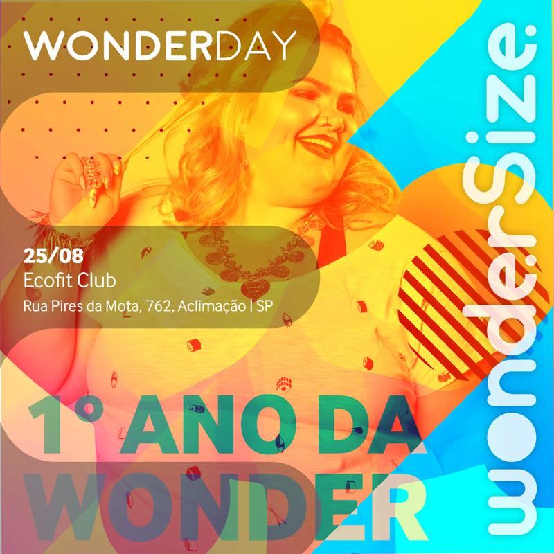 5o. Wonder Day Wonder Size