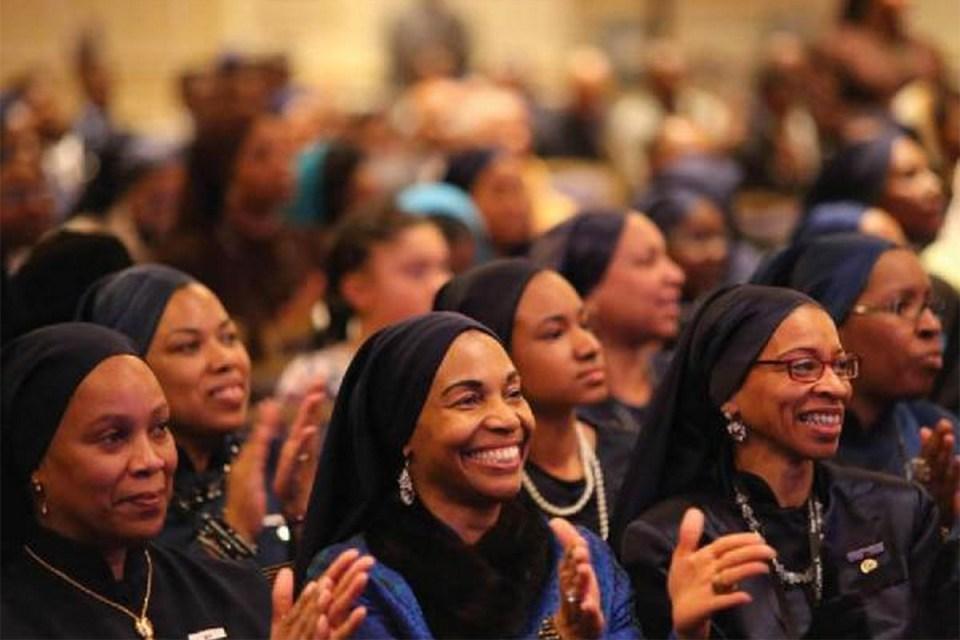 black muslim women