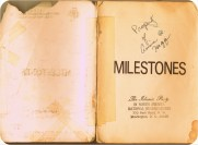 """""""Copy of 'Milestones' by Sayyid Qutb with Islamic Party of North America Stamp"""""""