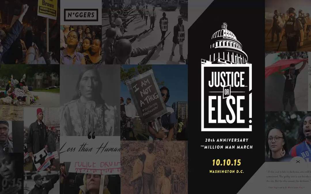 Black Muslim Politics: Justice – A Universal Right Ordained by Allah