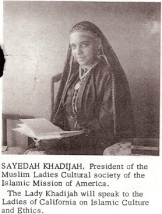 Mother Khadijah