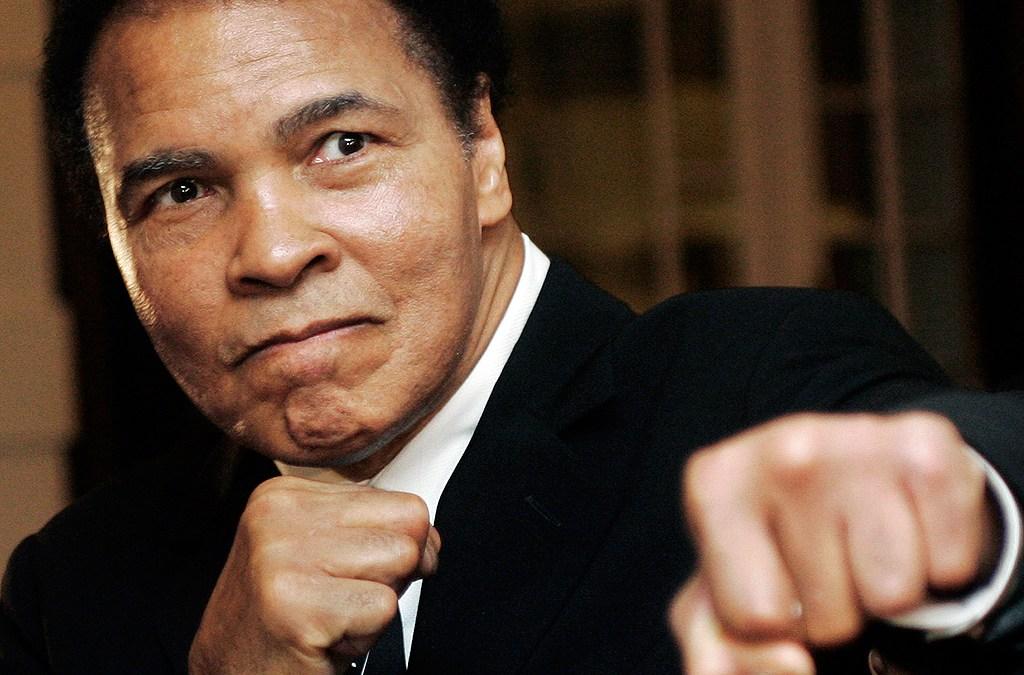 The Many Styles of Muhammad Ali
