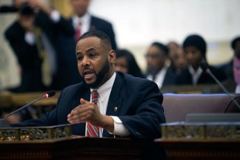 Philadelphia City Councilman Curtis Jones, Jr. successfully urged the council to adopt both Muslim Eid holidays