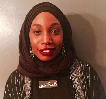Rashida James-Saadiya   Arts and Culture Co-Editor
