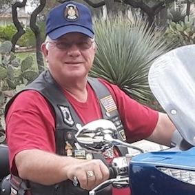 "Pete""SeaDog"" Johnson : SA-PGR Ride Captain"