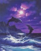pretty dolphins