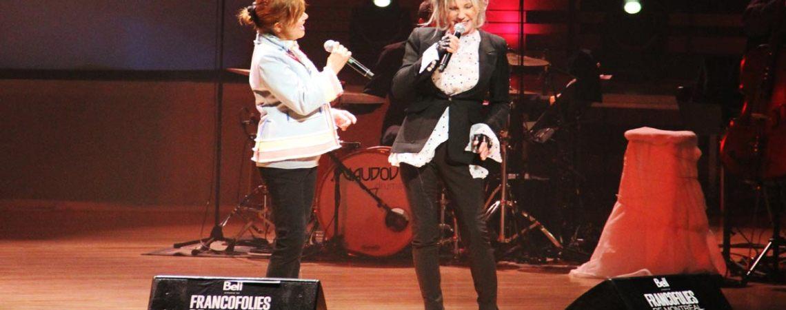 Diane Dufresne 71 ans, une légende vivante de la chanson francophone