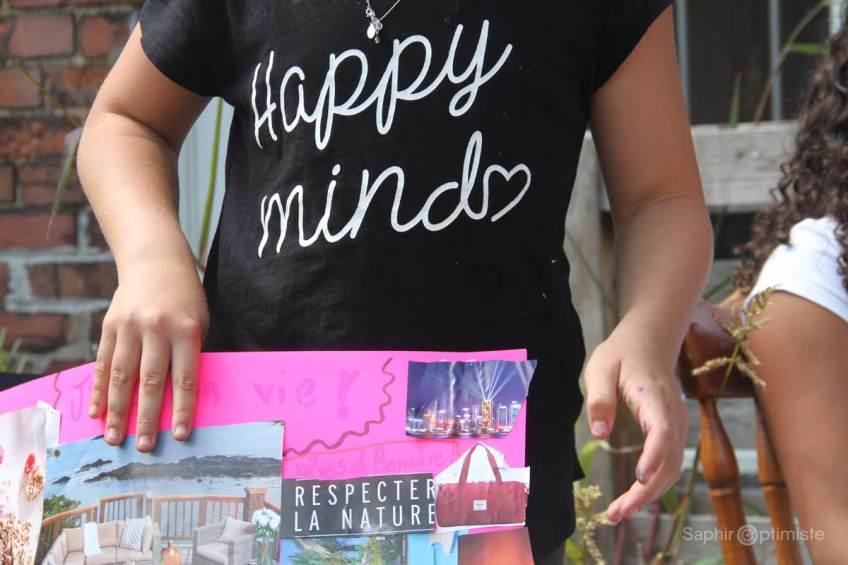 Quand les enfants font leur visioptimiste… inspirés par Gaia