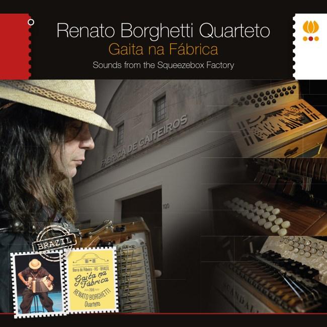 Renato Borghetti Quartet - Gaita na Fabrica