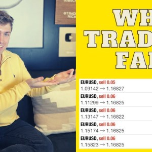 5 Reasons why Traders Fail: Tips from an Experienced Trader!