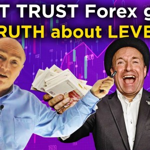 DON'T TRUST the Forex GURUS! The TRUTH about LEVERAGE!