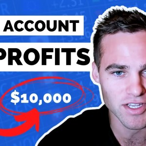 Forex Strategy For Small Accounts! (INSANE-COMPOUNDING-STRATEGY)