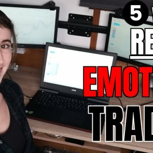 How to Reduce Trading Emotions ( Trading Psychology Tips)