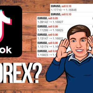 Learning to Trade from Forex Traders on Tik Tok: My Reaction!