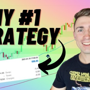 My #1 Forex Trading Strategy Revealed: Simple Strategy!