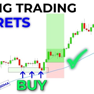 Swing Trading For Beginners (ALL YOU NEED TO KNOW)