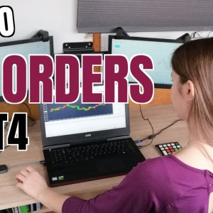 How to Set Orders in MT4 (limit orders, stops, stop loss and take profit)