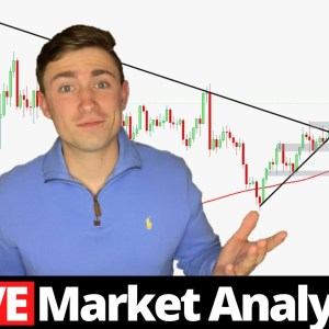LIVE Forex Trading: Analysis & Trade Ideas   JPY JUMPS BIG!