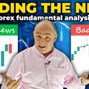 TRADING THE NEWS: Everything you need to know! (Forex Fundamental Analysis)