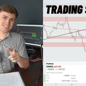Forex Trading Live: New York Trading Session 4-27-2021