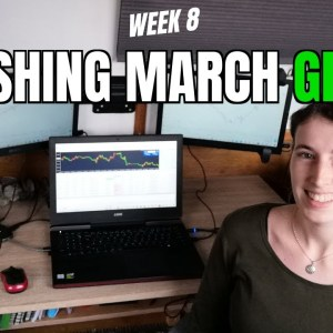 Week 8 - Live Funded Forex Trading Account 5%ers - Trading Vlog