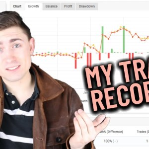 Exposing My Track Record On MyFxBook...