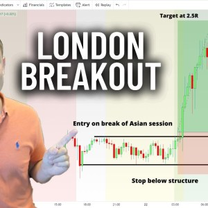 How To Trade The London Breakout: The Best Forex Trading Strategy?