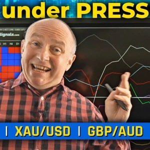 USD is under pressure! Discussing XAU/USD, GBP/AUD & More! (Forex Forecast)