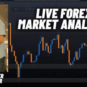 Live Forex Market Analysis with The Trader Next Door! | Live Forex Trading