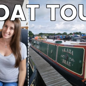 Narrowboat Tour UK | Forex Trading from a Boat