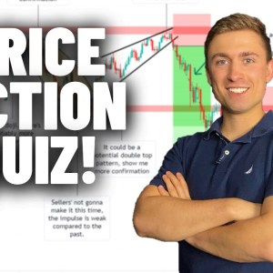 Forex Trading QUIZ: Test Your Price Action Trading Skills (**Challenge**)