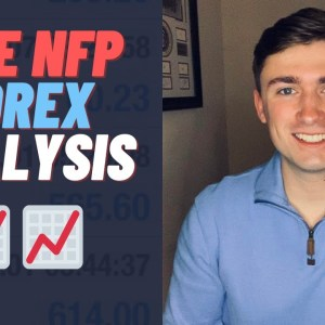 LIVE Forex Trading: Watching the NFP Release & Finding Setups!