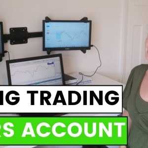 Swing Trading Forex Price Action & 5ers Account Update