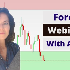 Forex Trading Webinar with Amy! | Applying Winning Psychology to Your Trading!
