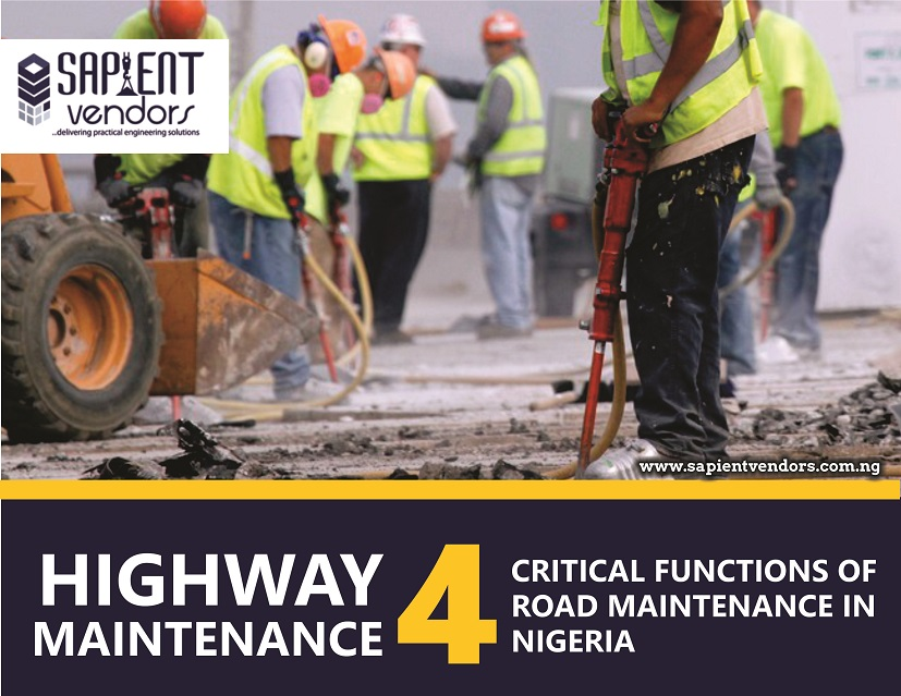 road maintenance in Nigeria