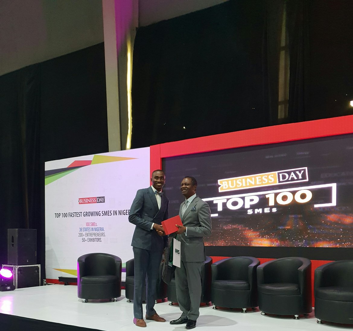 The Top 100 Fastest Growing SMEs in Nigeria
