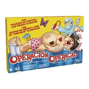 JUEGO OPERACION