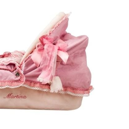 decuevas 81026 carrito munecas rosa plegable martina 4