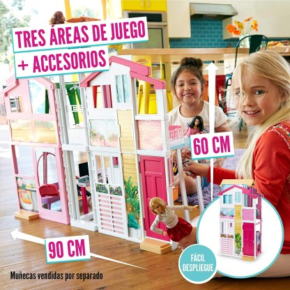 casa mansion barbie