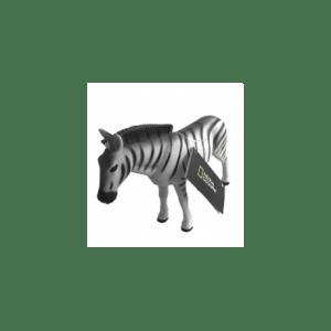 ANIMALES SALVAJES 30CM CEBRA