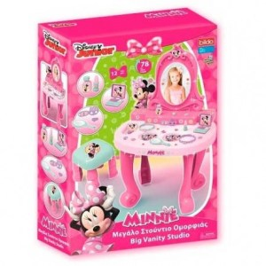 GRAN TOCADOR MINNIE MOUSE