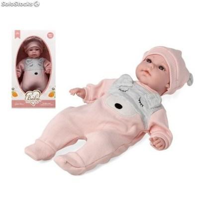 Bebé Lovely Bear Rosa