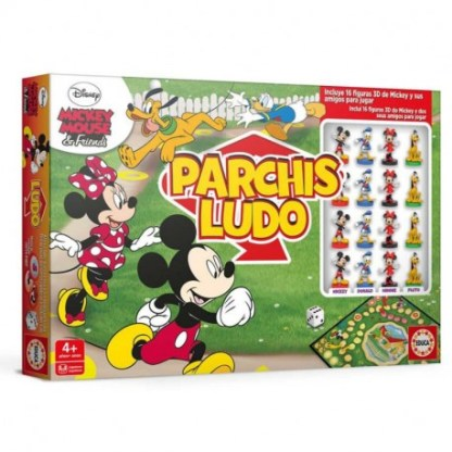 PARCHIS LUDO MICKEY