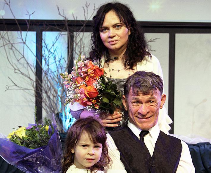 Семья Сапоненко