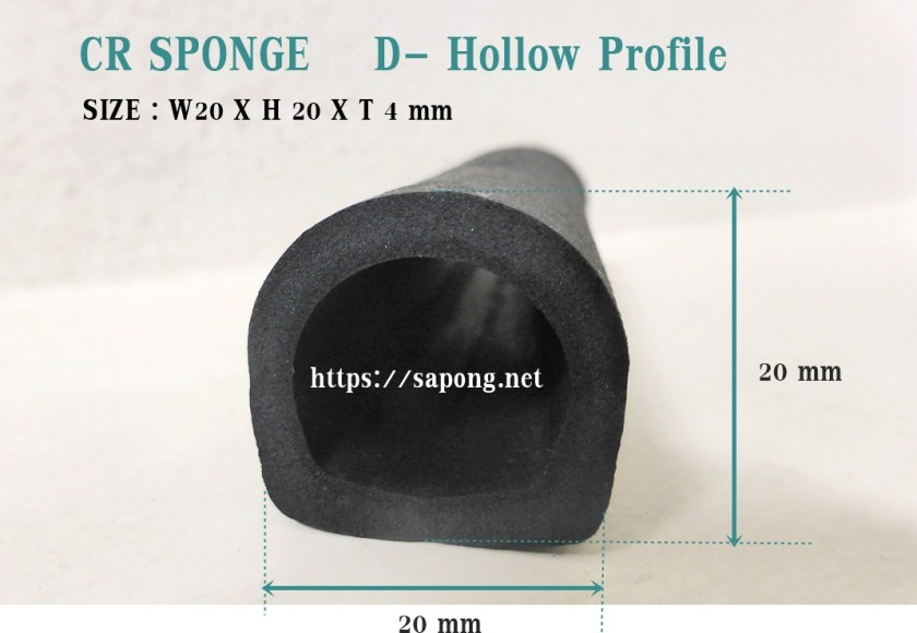 D-Hollow Profiles ยางฟองน้ำ CR.JPG