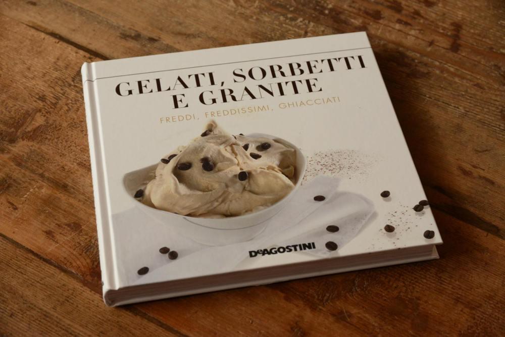 Gelati, Sorbetti e Granite ジェラート・ソルベット・グラニータ