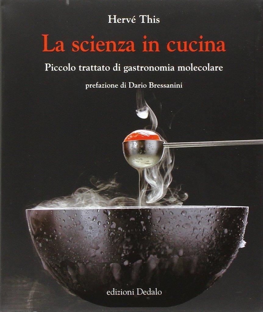 厨房の科学と分子ガストロノミー エルヴェ・ティス