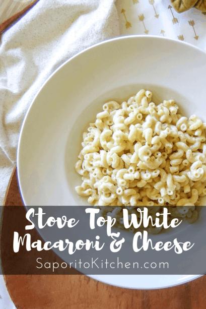 Stove Top White Macaroni & Cheese