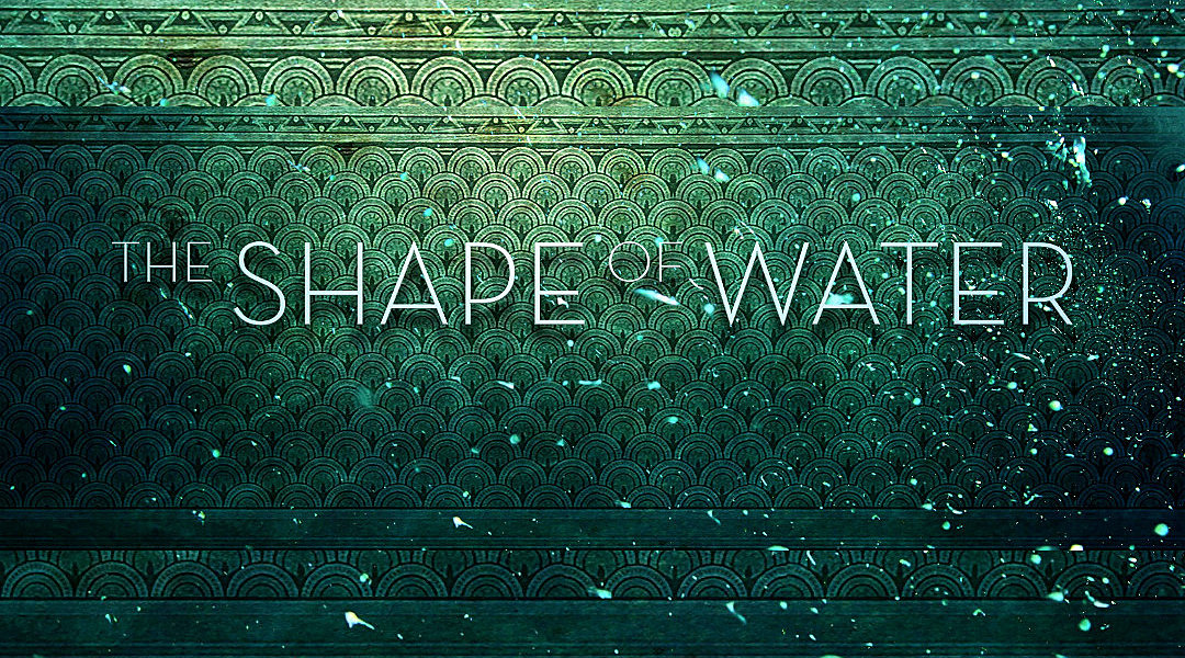 the shape of water flows with